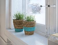 CG - Winter Interior