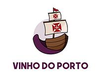 LOGO VINHO DO PORTO