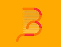 Bookworm Academy Brand Identity