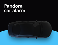 Pandora car alarm