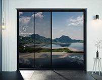 LG Smart Window