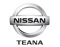 Nissan Teana Microsite