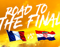 FIFA World Cup - Road To The Final | France Champ
