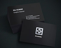 Photo Realistic business card