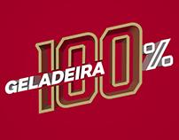 Promoção Geladeira 100% Itaipava