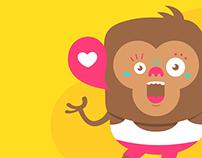 Monkey (gif)