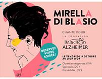 Mirella chante pour Baluchon Alzheimer