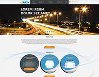 ODELUX Website
