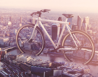 Vanmoof City Concept