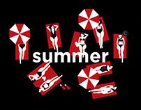 SUMMER / PatternPattern / Illustration