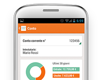 "Android Smartphone App   Intesa Sanpaolo ""La tua banca"""