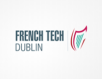 French Tech Dublin - Branding + Web Design & Web Dev