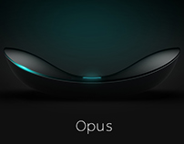 OPUS : A Wireless Bluetooth Speaker