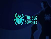 Logo design - The Bug Squasher! + Business Cards Design