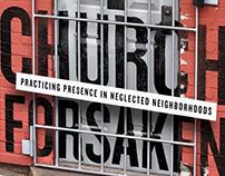 Church Forsaken Book Cover Design