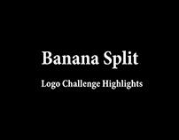 Banana Split Logo Challenge