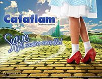 Cataflam Campaign