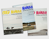 Cold Hawaii - Surf magazine from the cold north