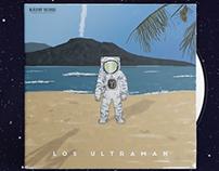 Los Ultraman - Arte de Disco