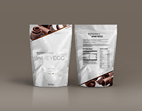 Wheyegg Protein - Packaging Design