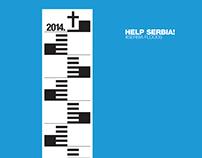 Help Serbia #floods