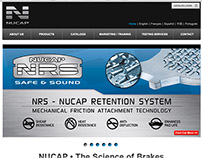 NUCAP website