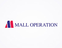 Mall Operation Logo design