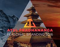 ATUL PRADHANANGA - PERSONAL BRANDING 2016