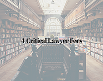 4 Critical Lawyer Fees
