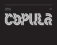 Copula — Display Typeface