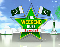 14 August The Weekend Buzz Title