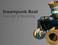 ANPE Pirates - Jack's Boat