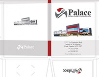 Print Design Palace Centre De Congress