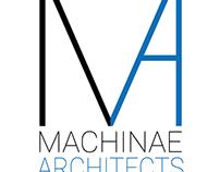 Machinae Architects - Branding