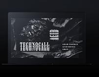 Technocall acid cover design