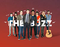 The Buzz Opening Title Sequence
