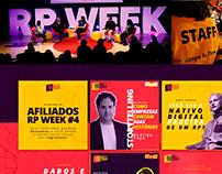 RP WEEK 2017 | Identidade Visual