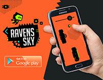 Ravens Sky
