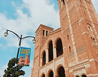 Geek Week at UCLA Banners