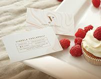 VY Cakes - Branding