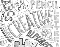 Hand Lettering 101 Class