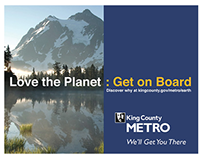 King County Metro Brand Campaign
