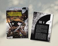 """Diseño y maquetación: """"Los endemoniados de Yaguaramas"""""""