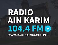 RADIO AIN KARIM 104.4 FM website