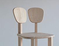 Rabbit Joint Chair