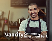 Vancity Community Investment Bank Website