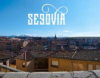 Sesión fotográfica en Segovia