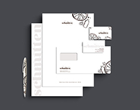 Schmitten Chocolates: Corporate Identity (Stationery 2)