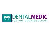 Diseño de Aviso para stand - Dentalmedic