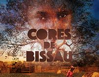 Cores de Bissau: cartaz de divulgação.
